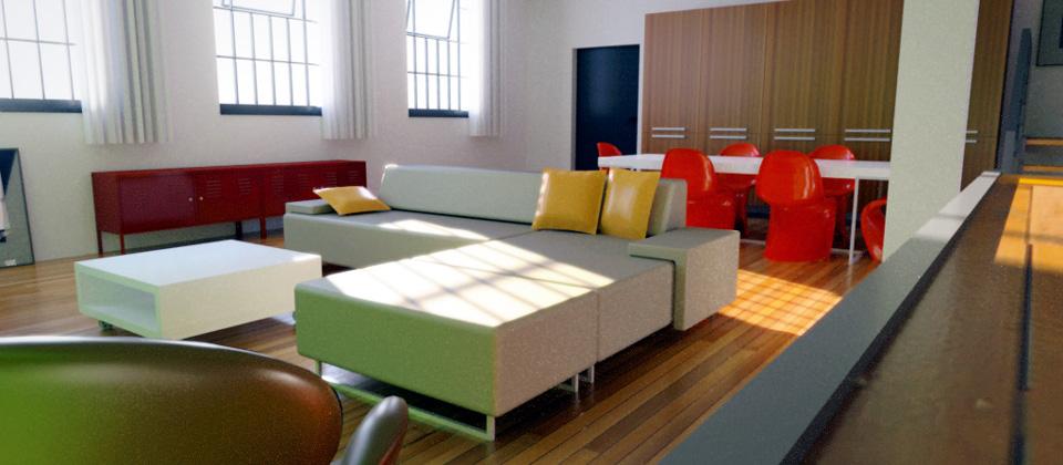 loft wohnungen umbau architekturb ro liersch architekt recklinghausen architekturb ro. Black Bedroom Furniture Sets. Home Design Ideas