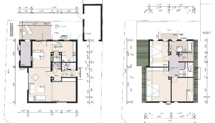 Umbau eines efh in marl architekturb ro liersch architekt recklinghausen marl herten haltern - Architekturburo bochum ...